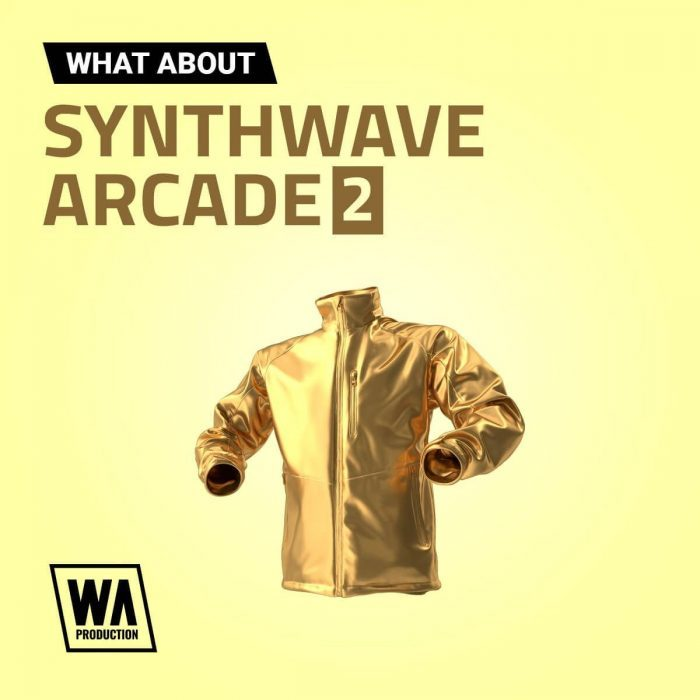 WA Production Synthwave Arcade 2