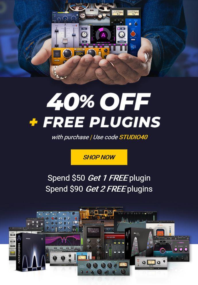 Waves Audio Studio Power Sale