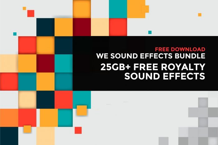 We Sound Effects Bundle