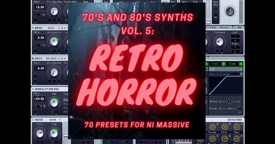 Xenos 7080 Retro Horror 5 NI Massive