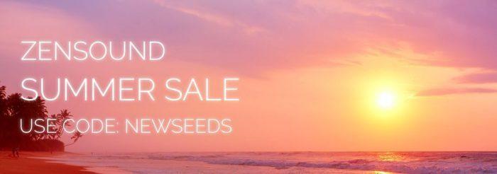 ZenSound Summer Sale 2020