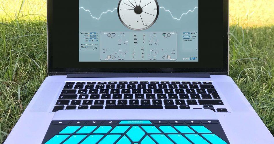 sonicLAB Fundamental with Sensel Thunder