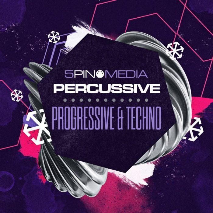5Pin Media Percussive Progressive & Techno