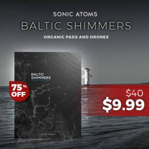 APD Sonic Atoms Baltic Shimmers