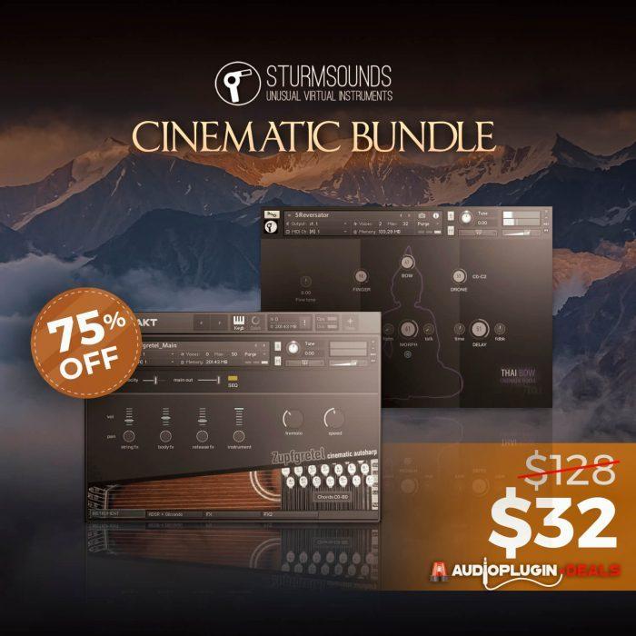 APD Sturmsounds Cinematic Bundle