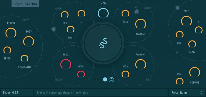 Antelope Audio Instinct Synergy