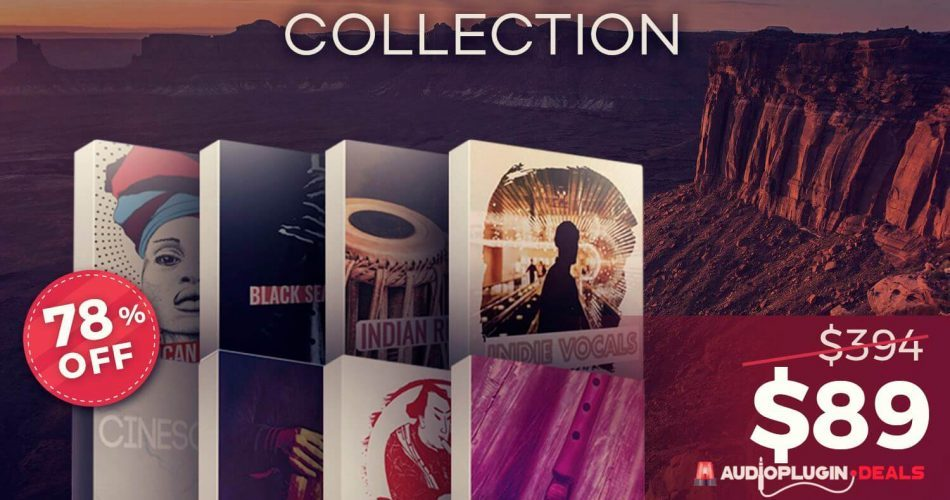 Audio Plugin Deals Rast Sound Signature Collection