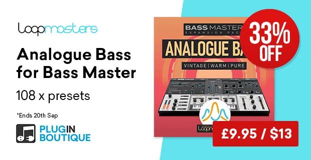 BM Expansion Analogue Bass sale