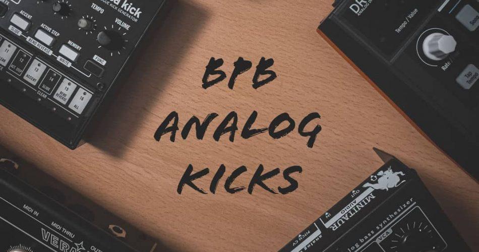BPB Analog Kicks feat