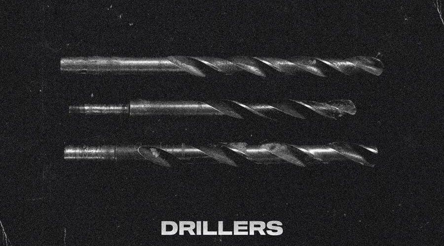 BVKER Drillers UK Drill Drum Kit