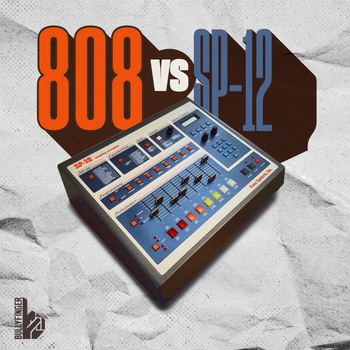 Bullyfinger 808 vs SP12