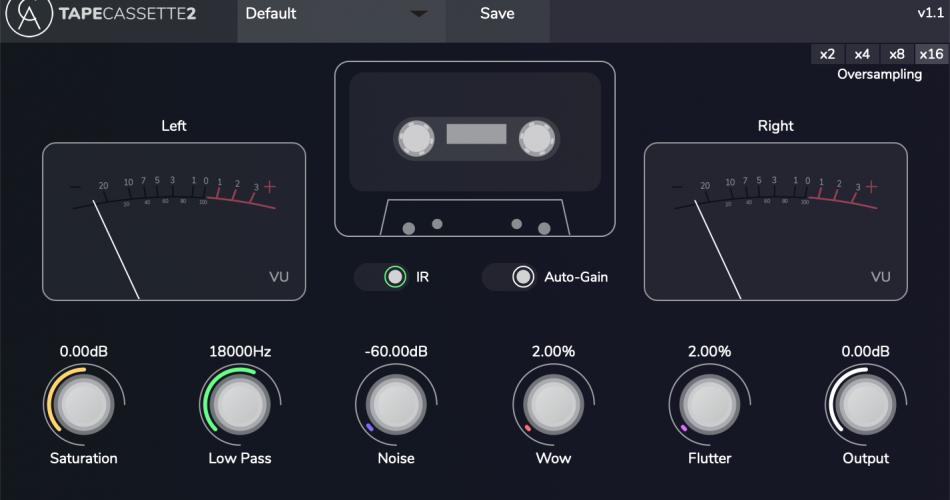 Caelum Audio Tape Cassette 2 v1.1