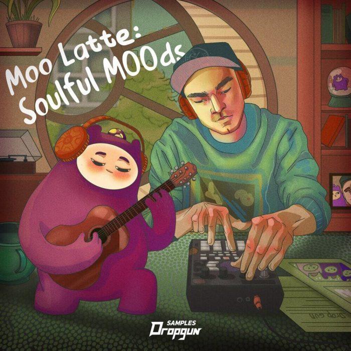 Dropgun Moo Latte Soulful MOOds