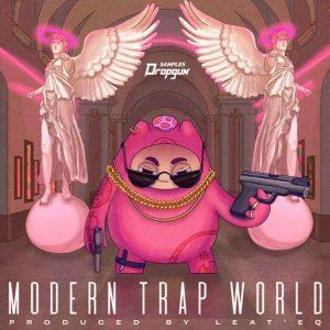 Dropgun Samples Modern Trap World by LeatEQ