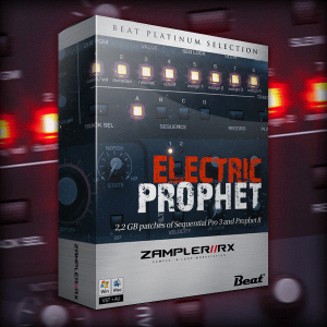 Electric Prophet for Zampler RX