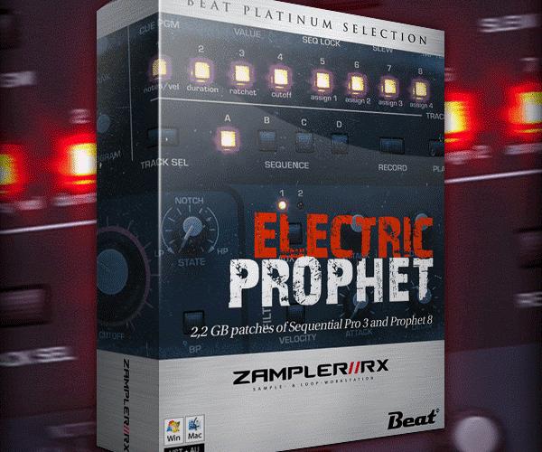 Electric Prophet for Zampler RX