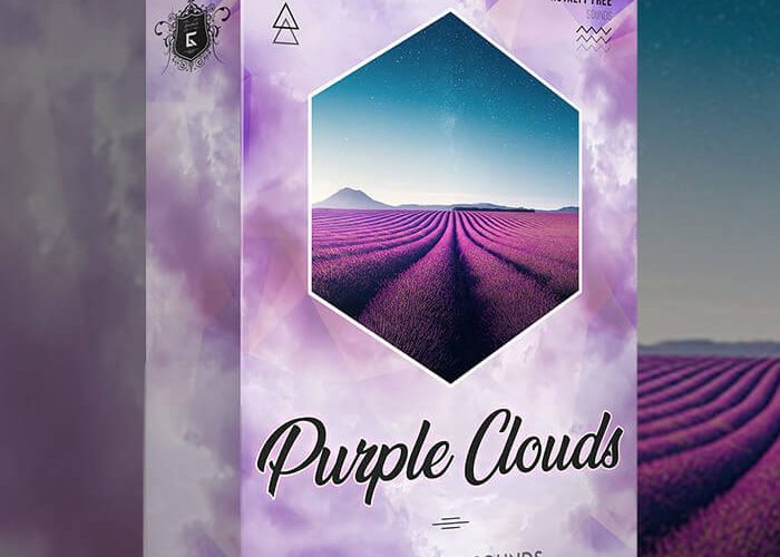 Ghosthack Purple Clouds