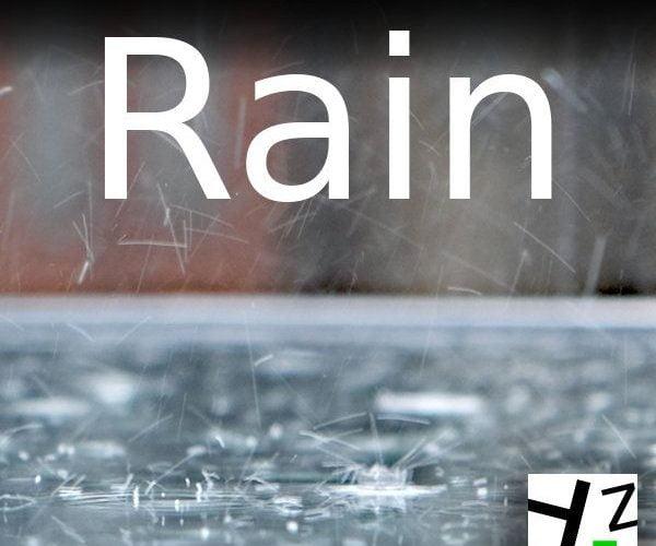 Hzandbits Rain