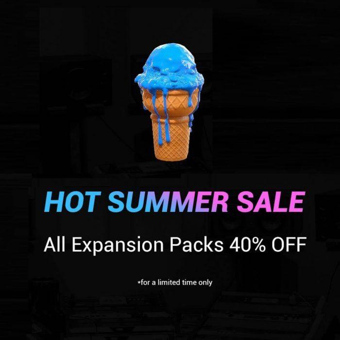 Initial Audio Hot Summer Sale