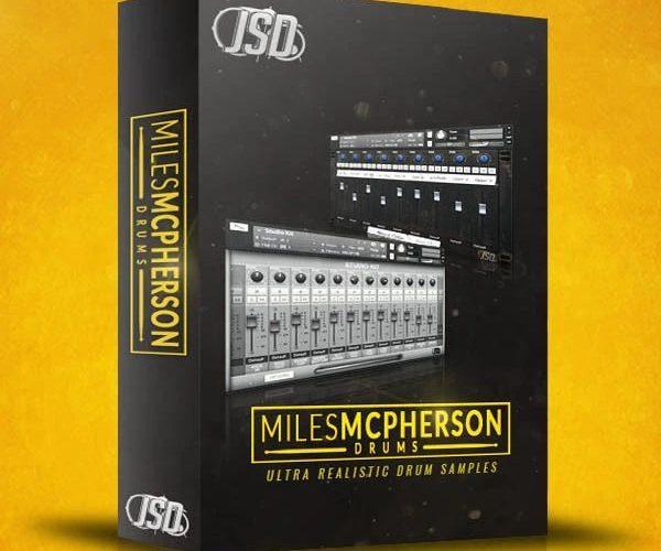 JSD Miles McPherson Drums
