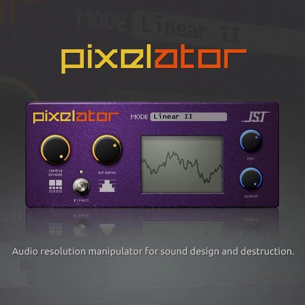 JST Pixelator