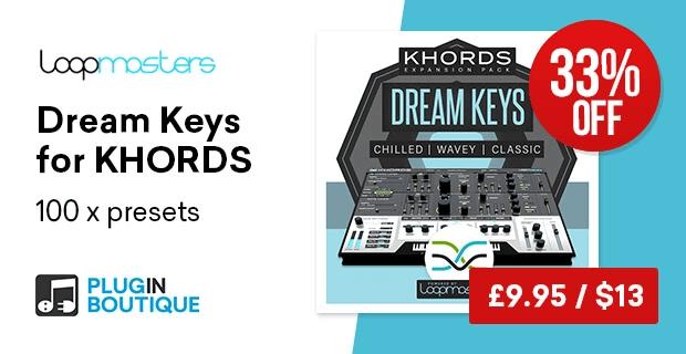 KHORDS Expansion Dream Keys sale