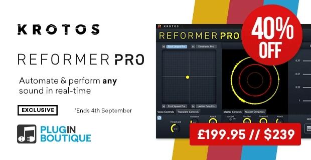 Krotos Reformer Pro 40 OFF
