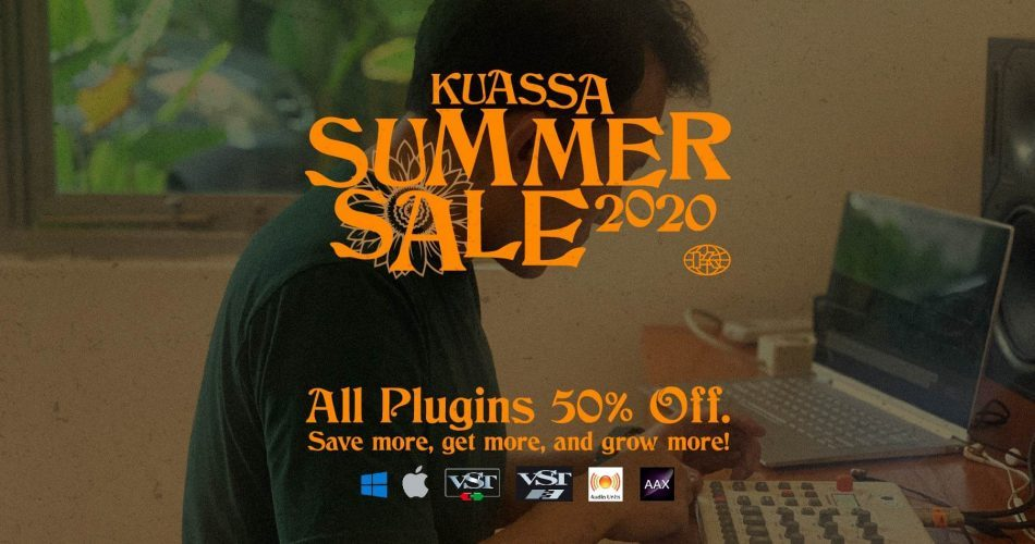 Kuassa Summer Sale 2020