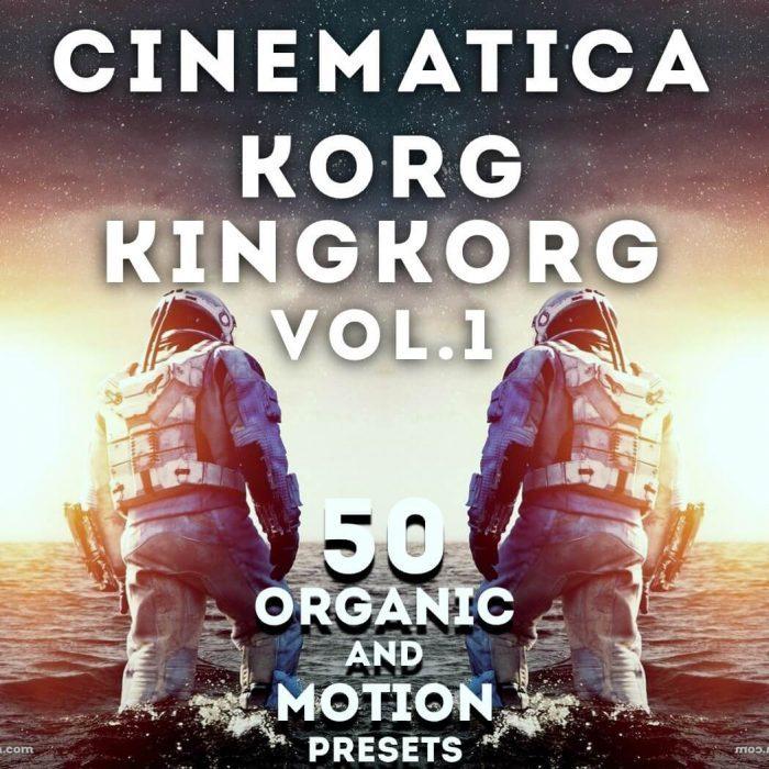 LFO Store Cinematica Vol 1 King Korg