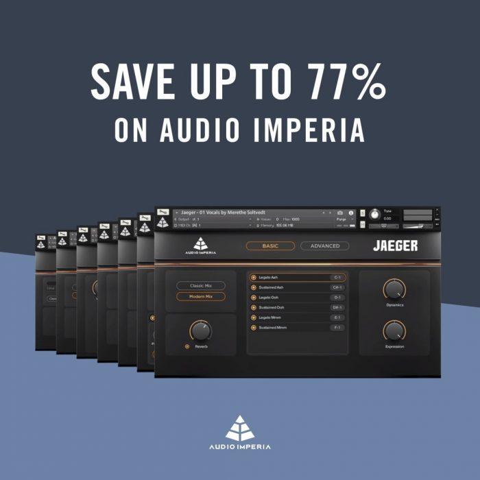 NI Audio Imperia