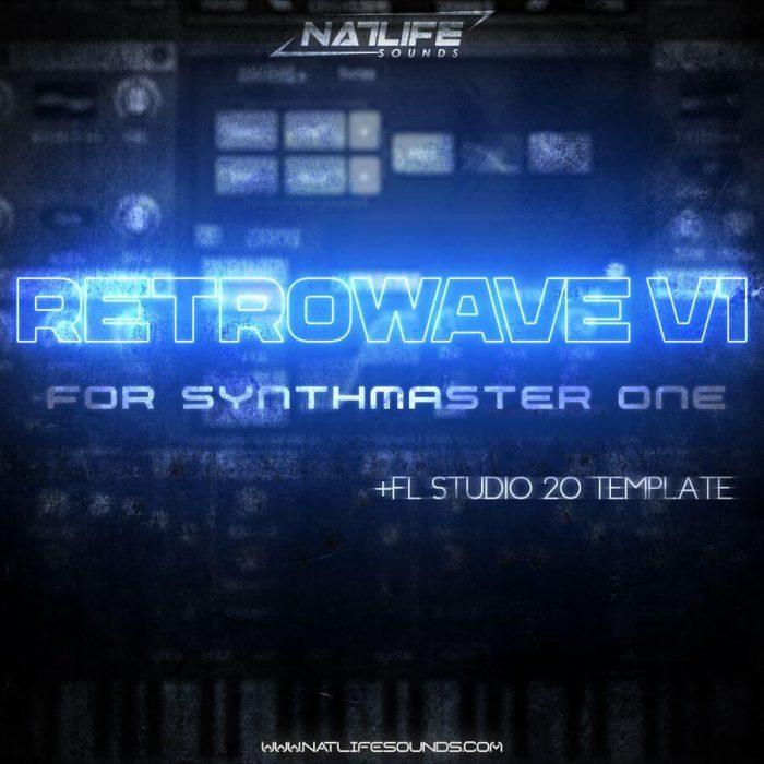 NatLife Retrowave V1 for SynthMaster One