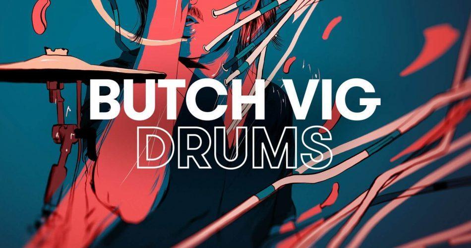 Native Instruments Butch Vig Drums