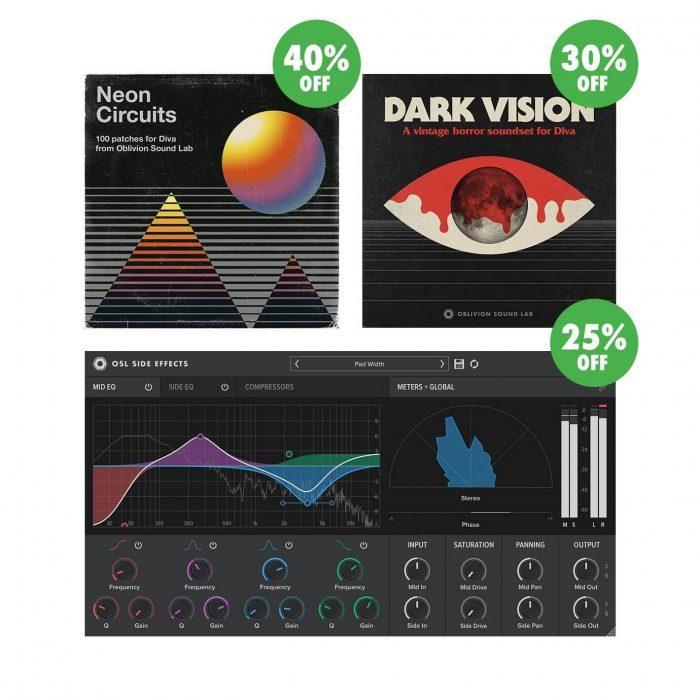 Oblivion Sound Lab Winter Sale