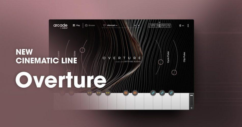 Output Overture Arcade