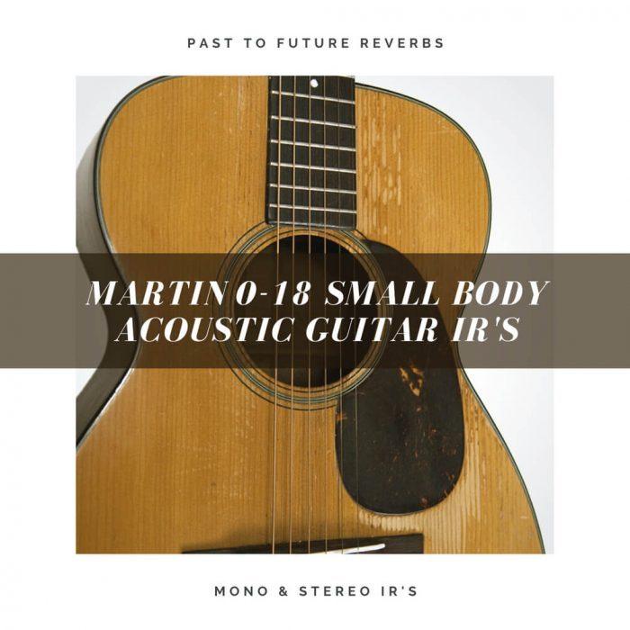 Past To Future Martin 0 18 IR