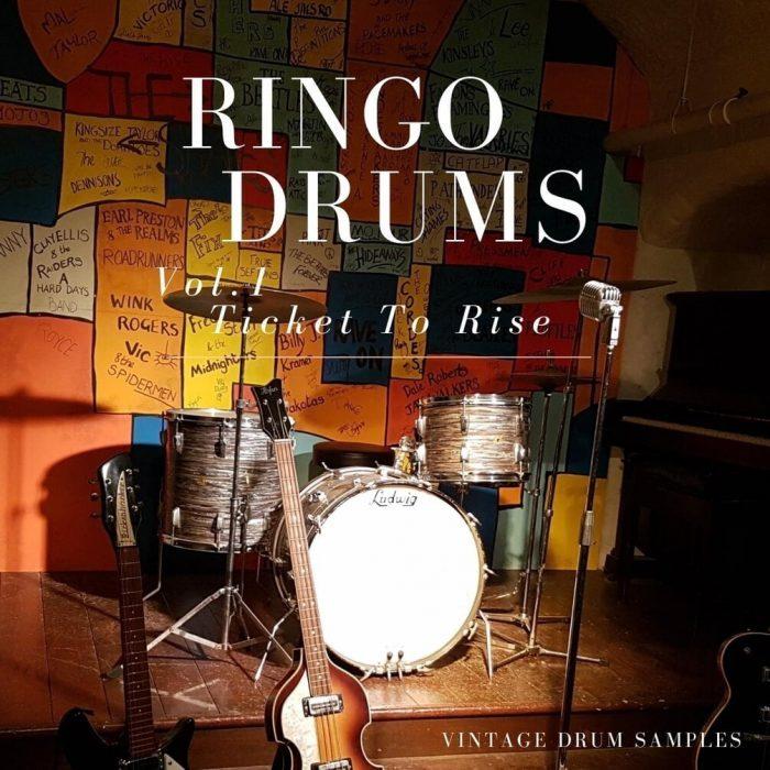 Past To Future Ringo Drums Vol 1