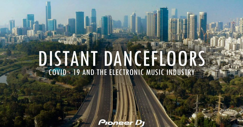 Pioneer DJ Distant Dancefloors