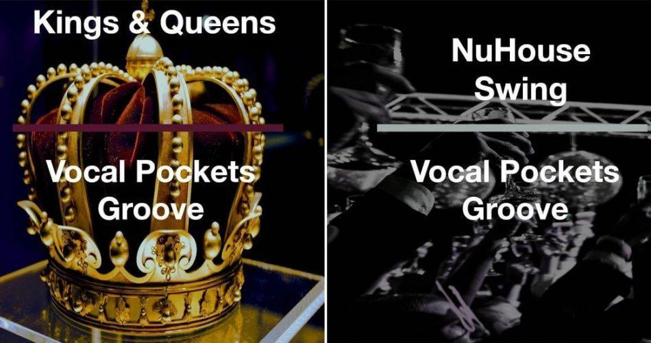 Pocket Vocals Kings Queens NuHouse Swing