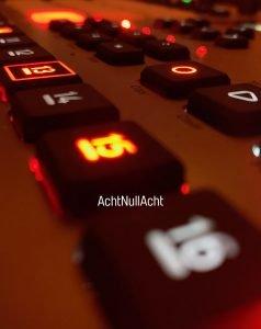 RAUM 45 achtnullacht for analog rytm