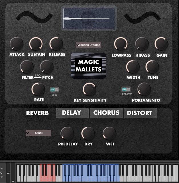 Rast Sound Magic Mallets II