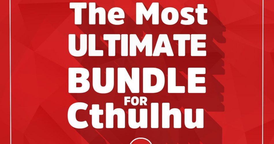 Red Sounds The Most Ultimate Bundle for Cthulhu