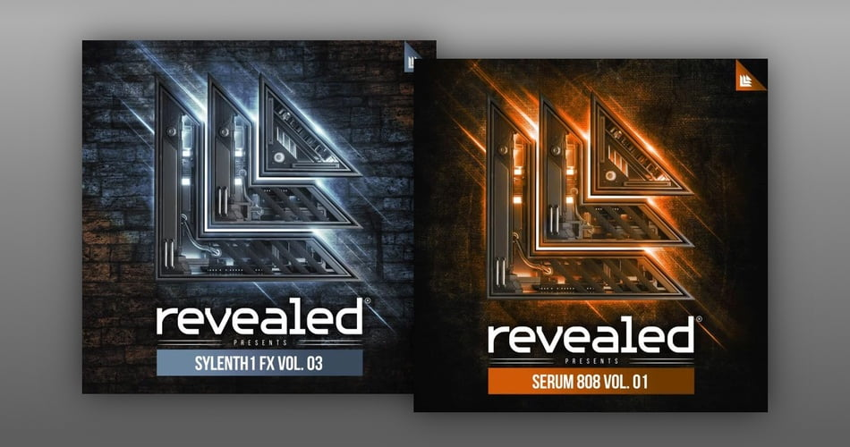 Revealed Sylenth FX Vol 3 Serum 808 Vol 1
