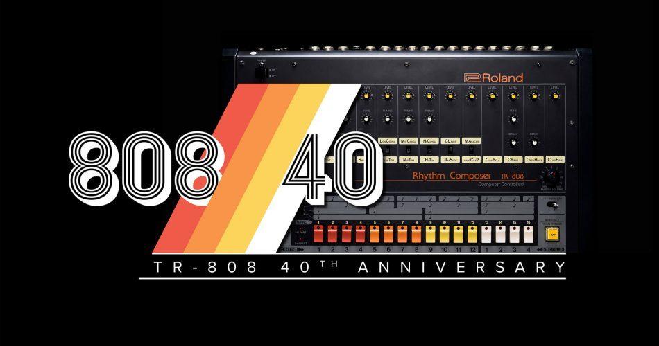 Roland 808 Day 40
