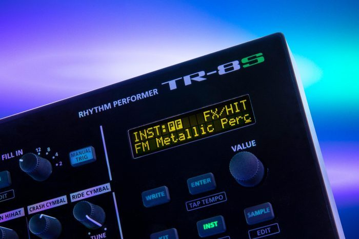 Roland TR 8S FX KITS