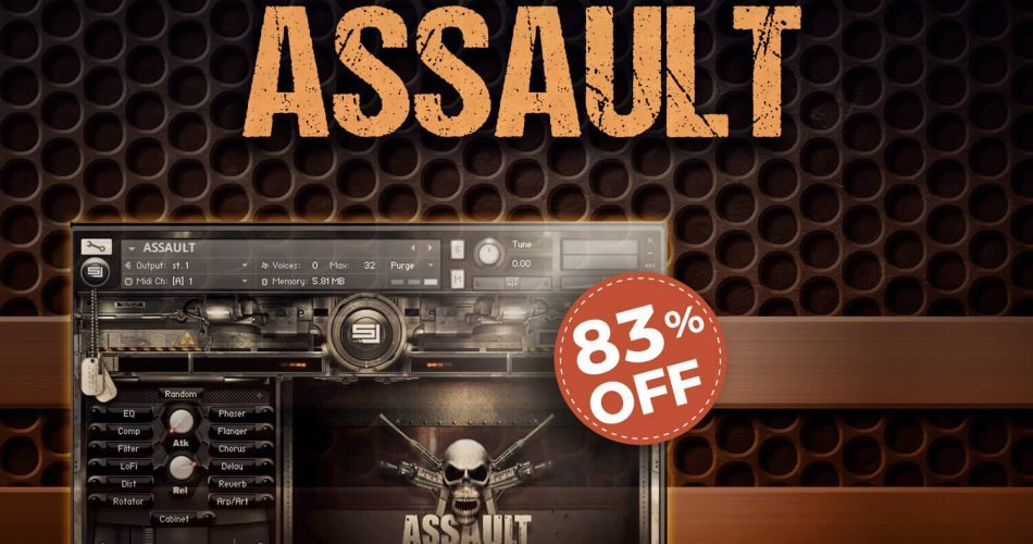 Sample Logic Assault Sale