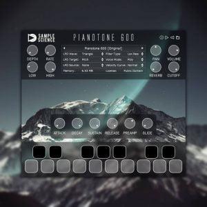 SampleScience Pianotone 600 feat