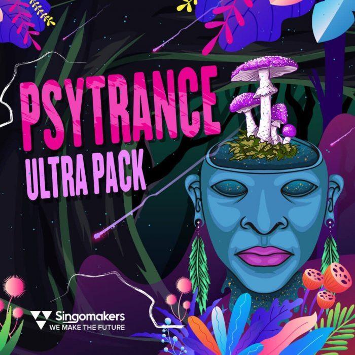 Singomakers Psytrance Ultra Pack