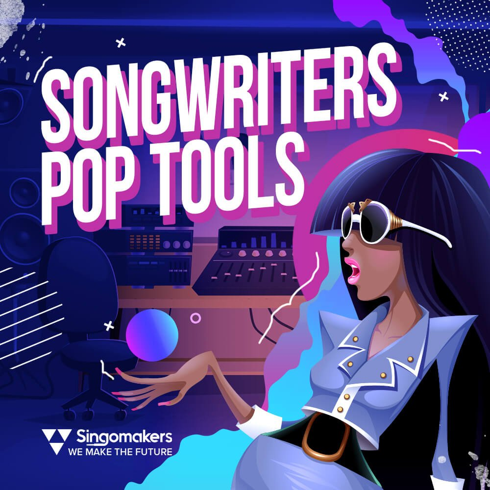 Songwriters Pop Tools sample pack by Singomakers at Loopmasters