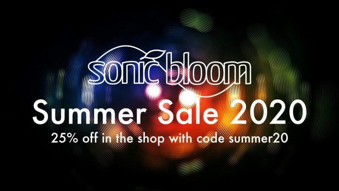 Sonic Bloom Summer Sale