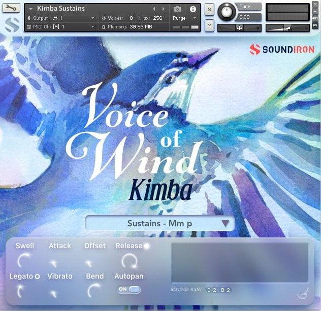 Soundiron Voice of Wind Kimba